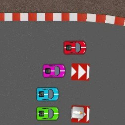 Battle Car Racing