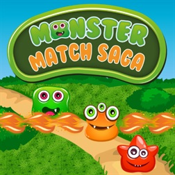 Monster Match Saga